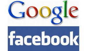 גוגל ופייסבוק